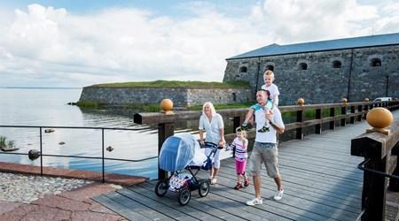 Aspö island - great for biking & sightseeing!
