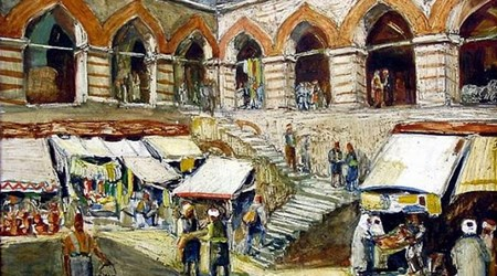 City Art Gallery - Exposition of Tsanko Lavrenov