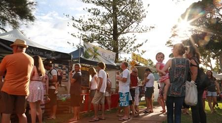 Twilight Food Market - Coffs Harbour