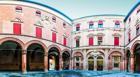 Bologna's town hall