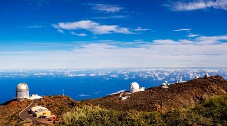 Observatory of El Roque de Los Muchachos
