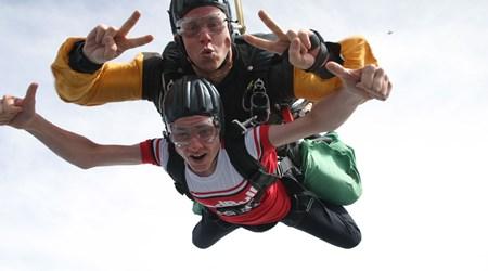 Skydiving Alnön, Bänkås