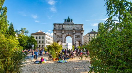 Streetlife Festival and Corso Leopold