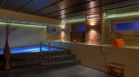 Zen SPA in Kreutzwald Hotel Tallinn