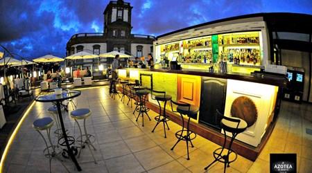 La Azotea de Benito Cocktail Bar