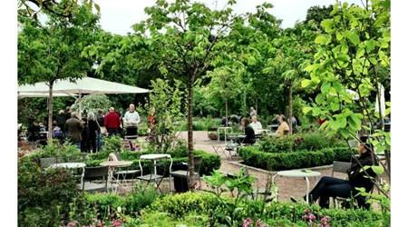 Café Slottsträdgården