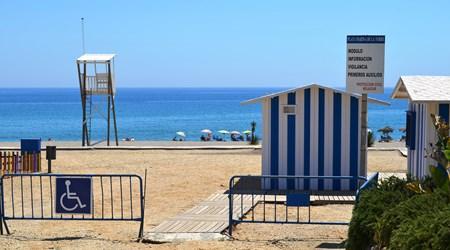 Playa de la Marina de la Torre