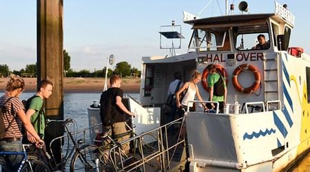 Sielwall ferry 'Ostertor'