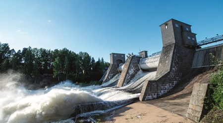 Imatrankoski Rapids