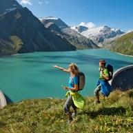 Kaprun High Mountain Reservoirs