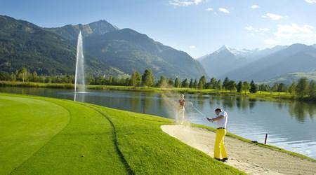 Golf club Zell am See-Kaprun