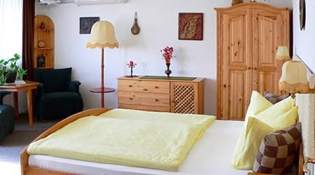 Ferienhaus Apartman Zalánki