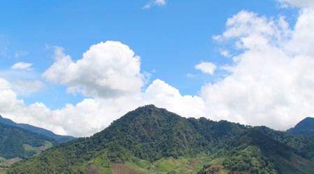 Volcan, Bambito and Cerro Punta