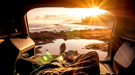 Campervan for Surfers