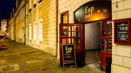 Exp Pub & Games Room