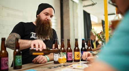 Leuven Innovation Beer Festival | April