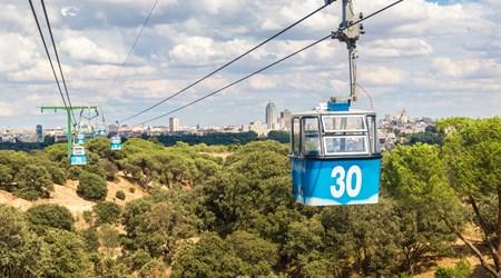Teleférico - Madrid's Cable Car