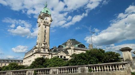 Limoges Train Station