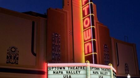 The Uptown Theatre Napa