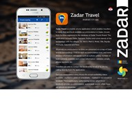 Zadar Travel - Android and iOS app