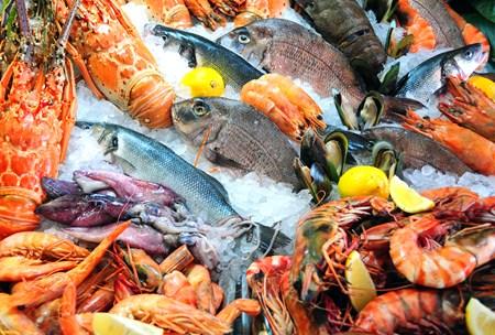 Mina Fish Market