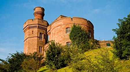 Inverness Castle Garrison Encounter