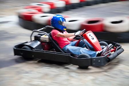 Formula Zante Go Kart