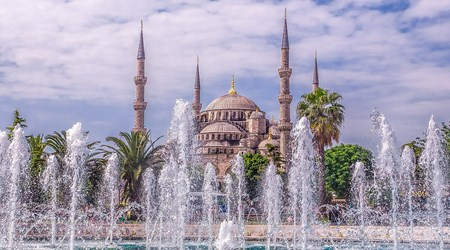 Sultanahmet or The Blue Mosque