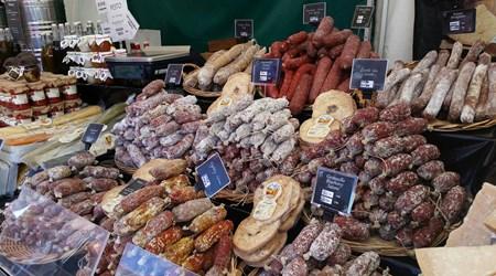 International Food Market in Ängelholm