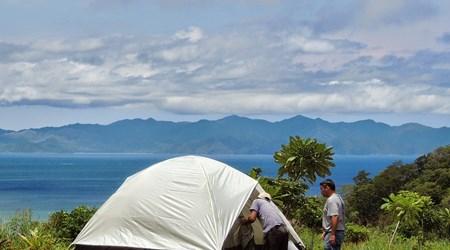 Camping at O Parks