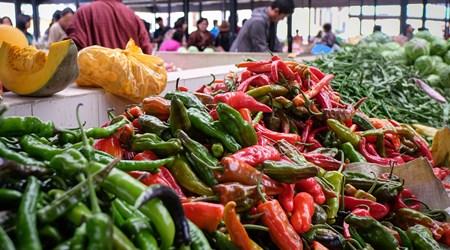 Thimphu Weekend Market (Thimphu)