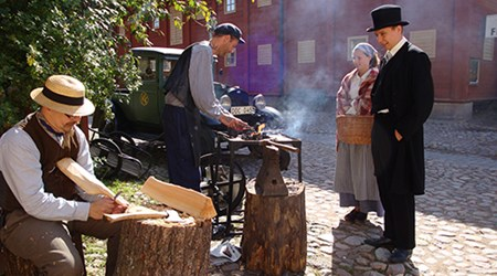 Open-air Museum of Old Linköping and Valla Gård