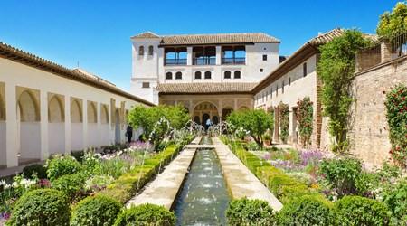 Generalife Garden