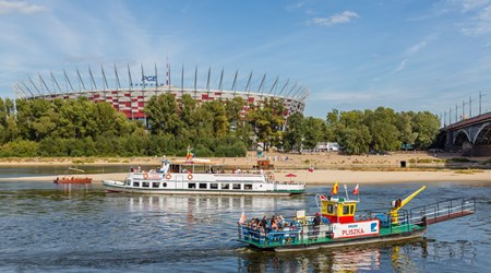 Cruises on the Vistula