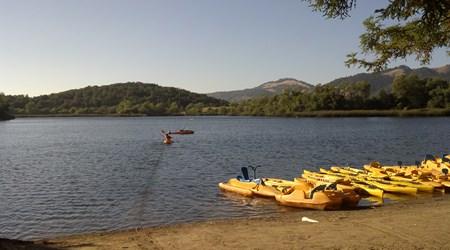 Spring Lake Regional Park Campground