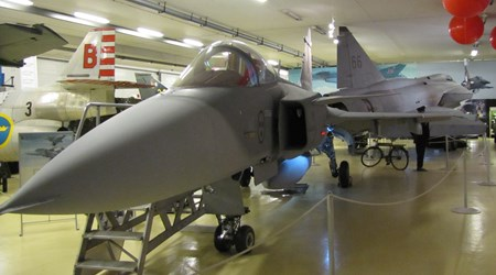 Ängelholm Aviation Museum