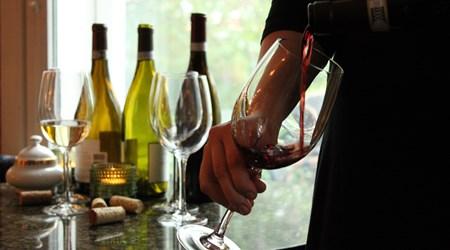 Wine tasting on Suomenlinna islands