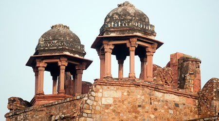 Purana Quila (Old Fort)
