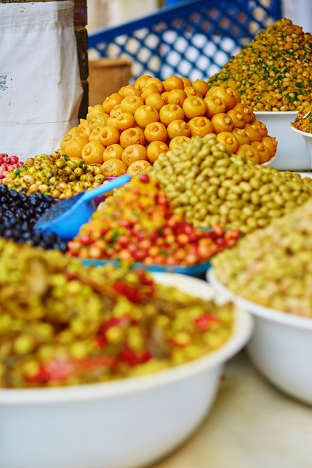 Mina Fruit & Vegetable Souk