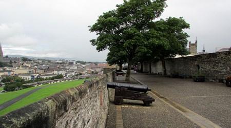 Historic City Walls