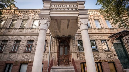 The Era of Diplomacy in Kaunas