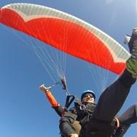 Heli XC Paragliding