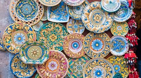 """L'artigianato di Dorotea """"Ceramica"""""""