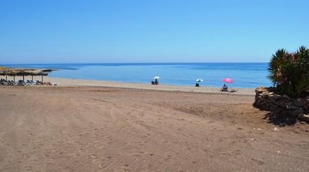 Playas de la Rumina y el Palmeral