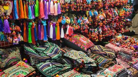 Chiang Mai Market Areas