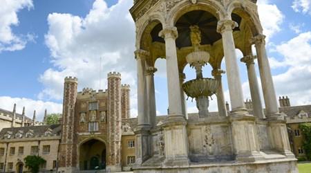 Trinity Great Court