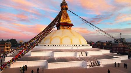 Bodhnath Stupa
