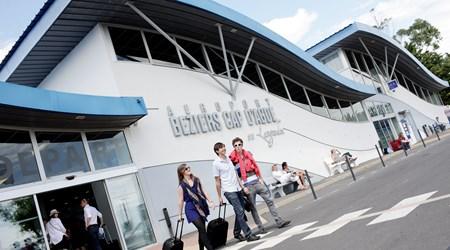 Béziers - Cap d'Agde Airport (15 km)