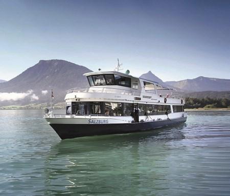 Wolfgangsee Ferries