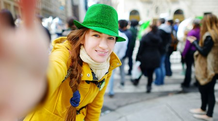 St. Patrick's Day Parade (March)